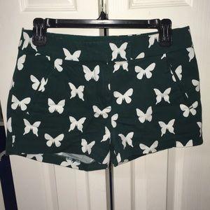 J. Crew Summer Shorts